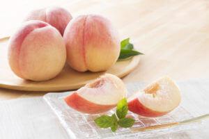 いよいよ桃の収穫が始まります!