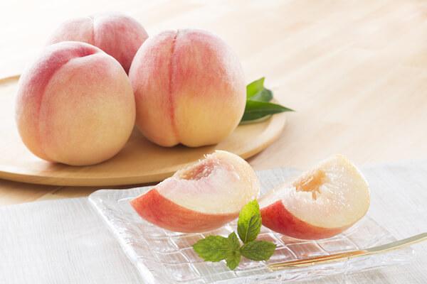 産地を知ると好みの桃が探しやすい!日本国内の桃の有名な産地5つ