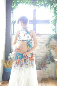 無事出産を終えて、初めての子育てに奮闘中