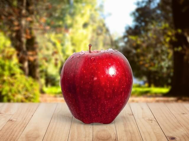 1日1個のりんごは医者を遠ざける?万能フルーツ「りんご」の魅力を再発見しよう
