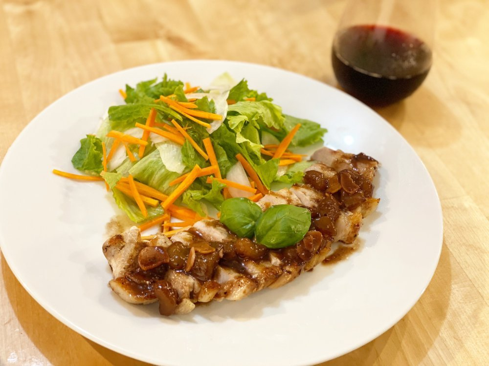 巨峰ソースを使ったワンランク上のステーキをご紹介します