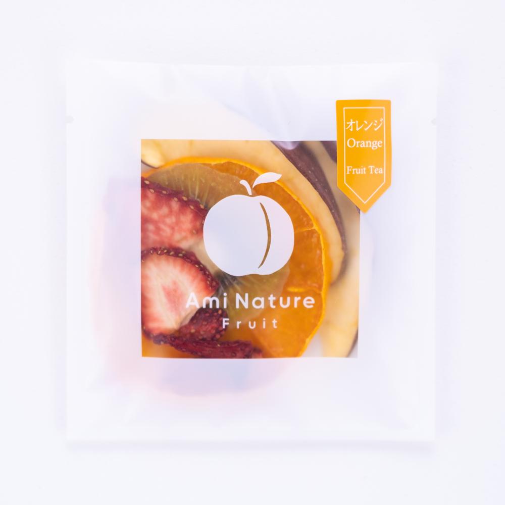 <新登場>愛媛産の高級せとかを使用したフルーツティー