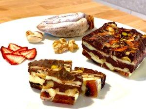 無添加ドライフルーツで作った天然酵母と、酵母を使ったパウンドケーキのご紹介